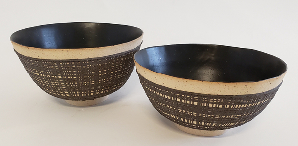 Coiled-Woven-Bowls