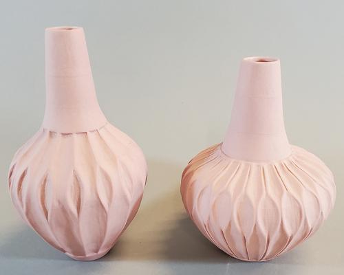 Pink-Carved-Vessels